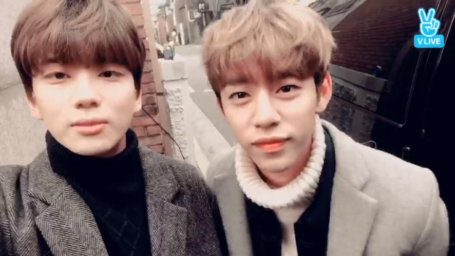 [B.A.P] 믿라 비쥬얼 진짜 사랑된다... (Very handsome Daehyun&Youngjae)