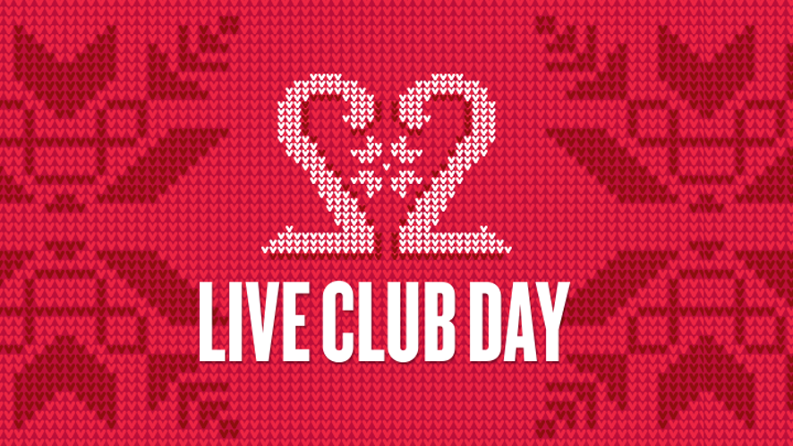 LIVE CLUB DAY 22 - Rise Again After Stage