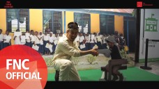 FNC X LOVE FNC 창사 10주년 기념 자선 바자회 현장
