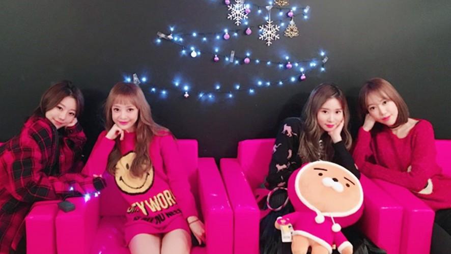 MelodyDay '솔로들을 위한 미리 크리스마스'