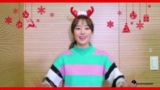 송지은(SongJiEun) - 2016 Christmas Message