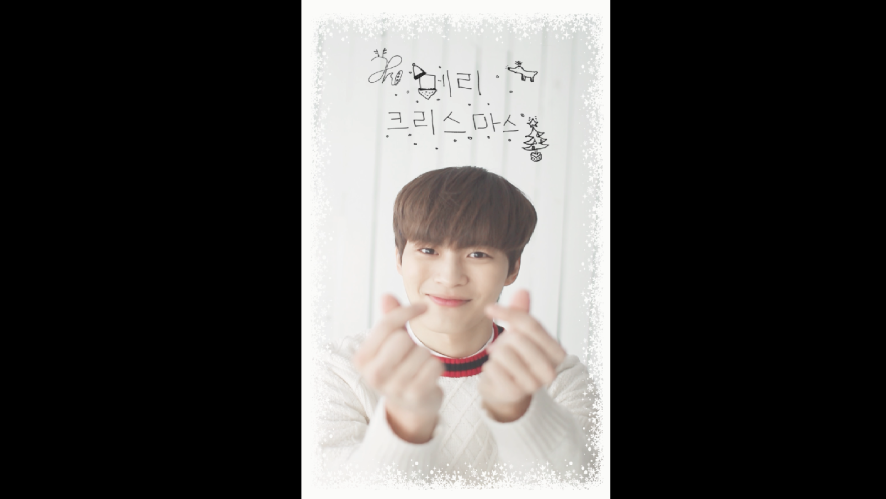 빅스(VIXX) HONGBIN's Christmas Card (for ST★RLIGHT)