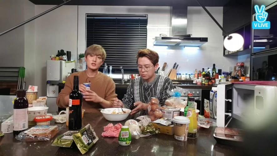 tvN <편의점을 털어라> 토니안&강타