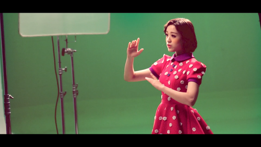 "APRIL - ""April Story"" Jinsol MV making spoiler"