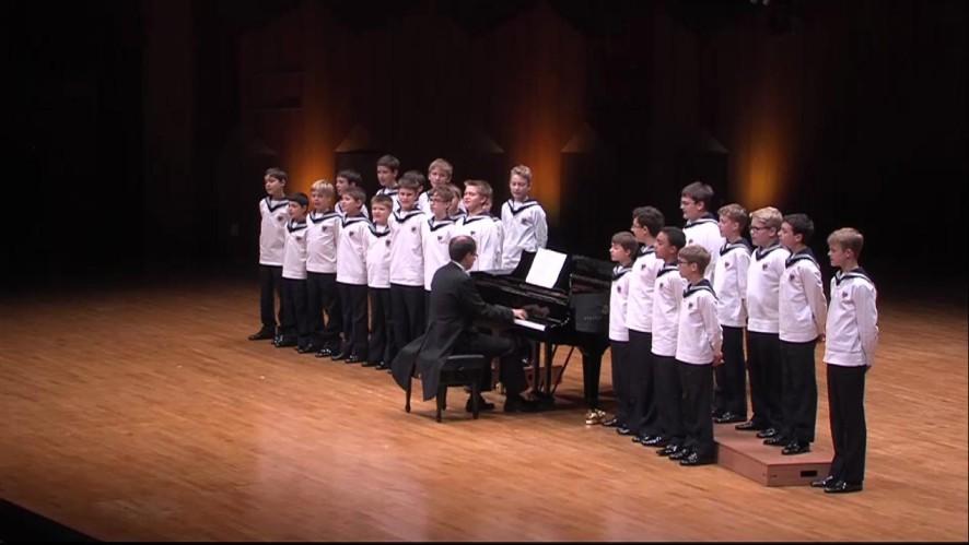 빈 소년 합창단 신년음악회 (The Vienna Boys Choir concert film - Tritsch-Tratsch, Polka)
