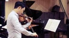 리처드 용재 오닐이 연주하는 Frank Bridge: Allegro Appasionato (피아노:스티븐 린)