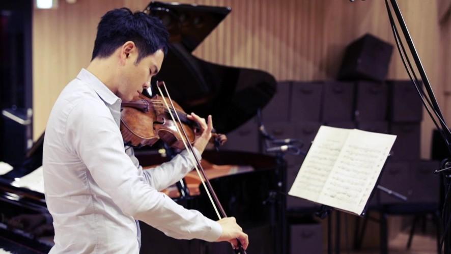 리처드 용재 오닐의 Frank Bridge: Allegro Appasionato (Richard O'Neill / Steven Lin)