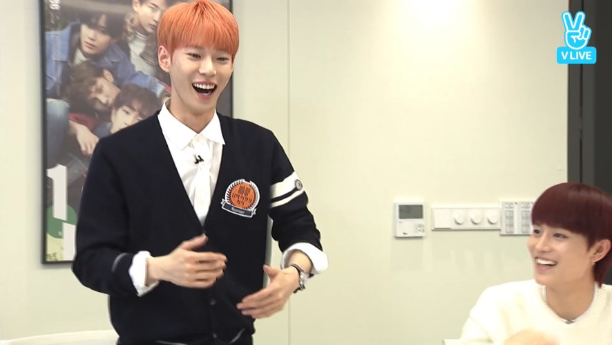 [NCT] 굉장히 매력적으로 안무를 추는 토끼(Doyoung dancing on the new song)