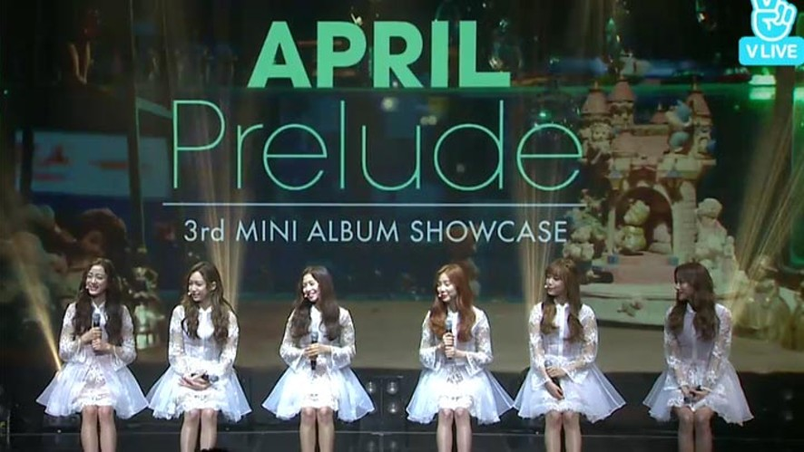 [REPLAY] APRIL COMEBACK SHOWCASE 'Prelude'