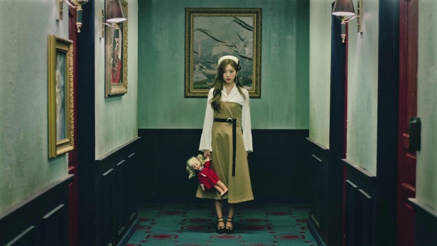 Dreamcatcher(드림캐쳐) 'Chase Me' MV Teaser 1