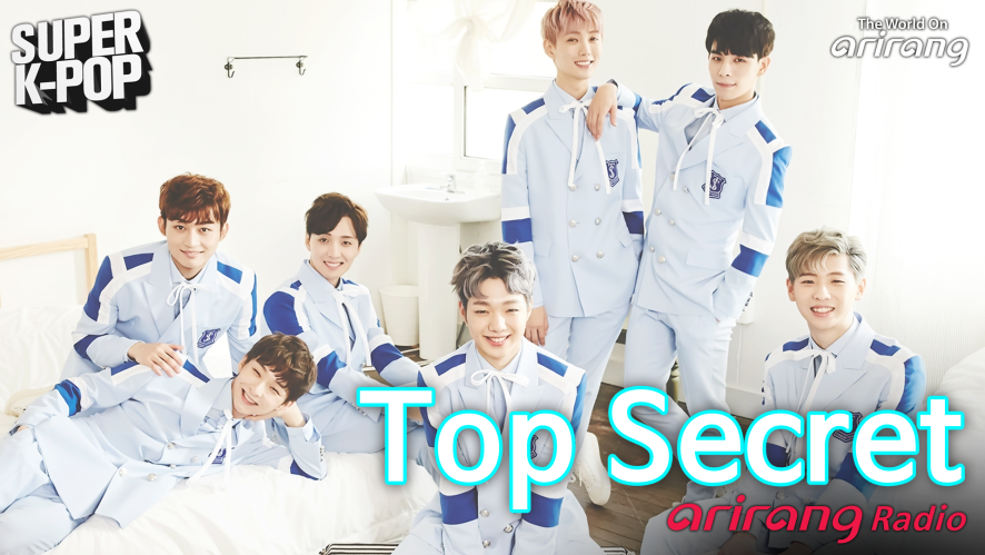 Arirang Radio (Super K-Pop/ Top Secret)