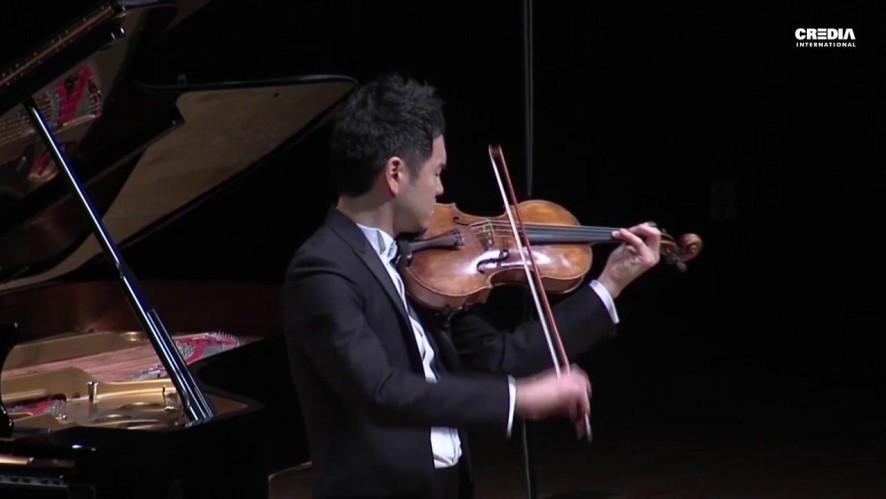 리처드 용재 오닐 - 바흐 무반주 조곡 2번 d단조:프렐류드 Richard O'Neill - Bach Suite No.2 Prelude