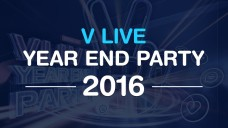 V LIVE YEAR END PARTY 2016 Red Carpet