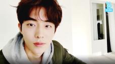 [남주혁] 광고촬영현장에서 소원을 들어주는 LIVE