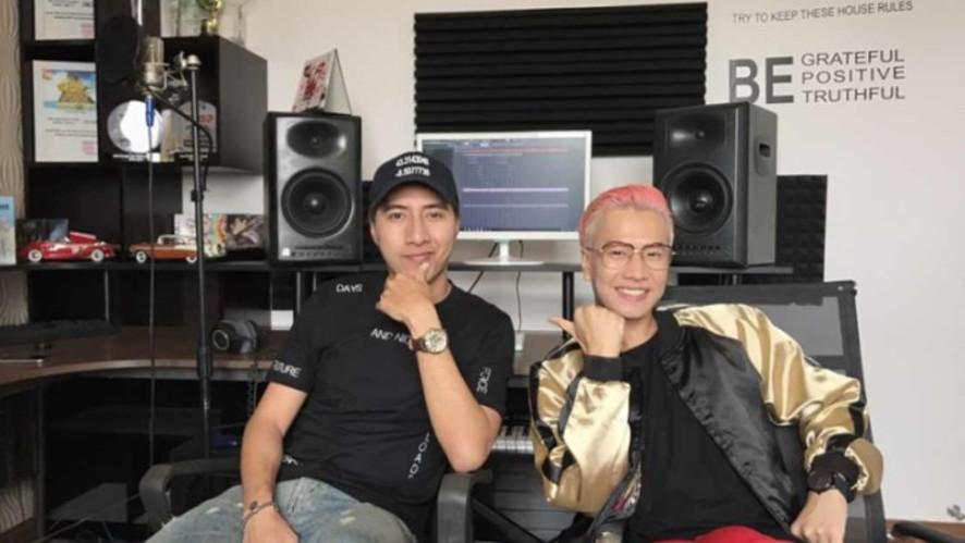 """Theo chân V LIVE YEAR END PARTY số 3 - """"Phục Kích"""" Only C & Lou Hoàng"""