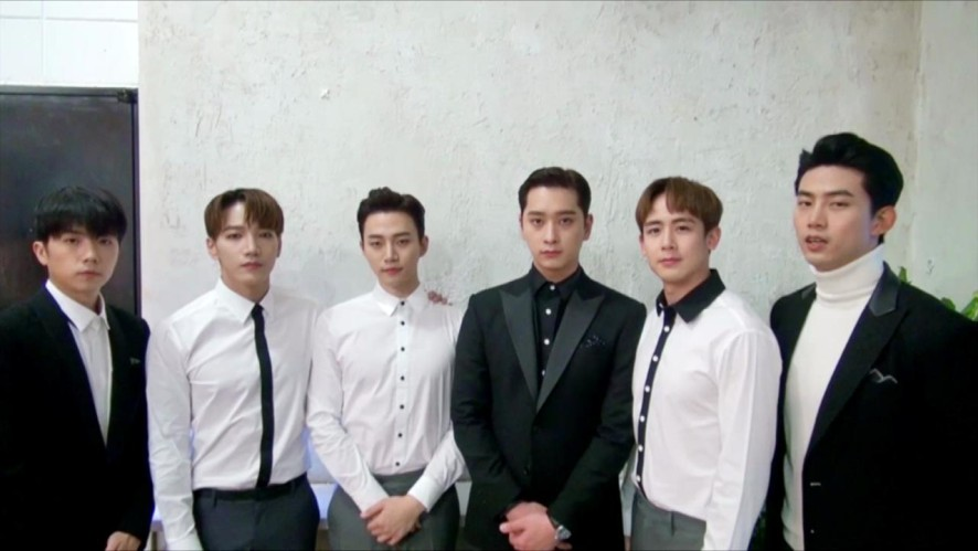 2PM CONCERT '6Nights' Invitation Video