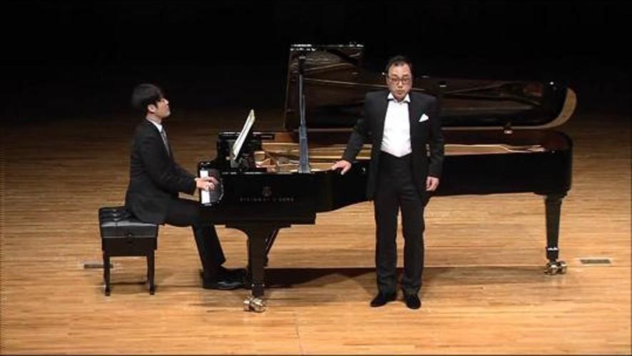 """김재형(Alfred Kim) - Puccini - Opera Tosca """"E lucevan le stelle"""""""