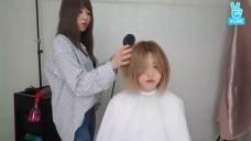 [방콕인] 얼굴형에 맞게 단발자르기 (bobbed hair)