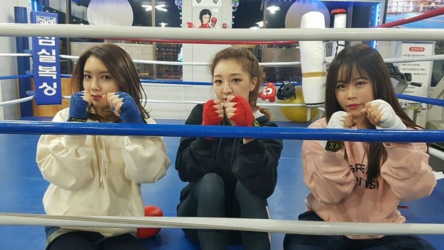 GIRLS ON TOP - 걸스온탑 '쨉!쨉!원투!원투!'