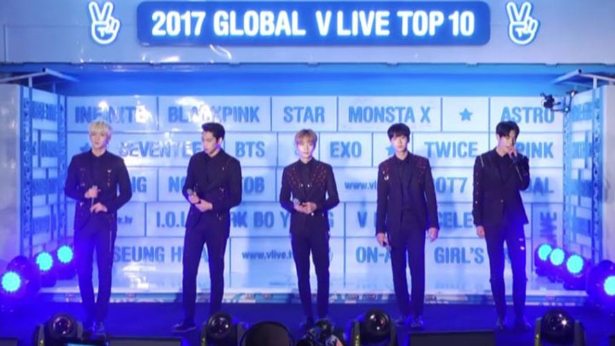 [REPLAY] 2017 GLOBAL V LIVE TOP10 - KNK