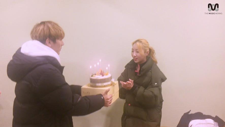 ★민지★ Happy Birthday to Minzy♥