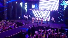 Mashup stage in V LIVE YEAR END PARTY 2016