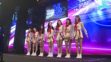 DIA's stage in V LIVE YEAR END PARTY 2016