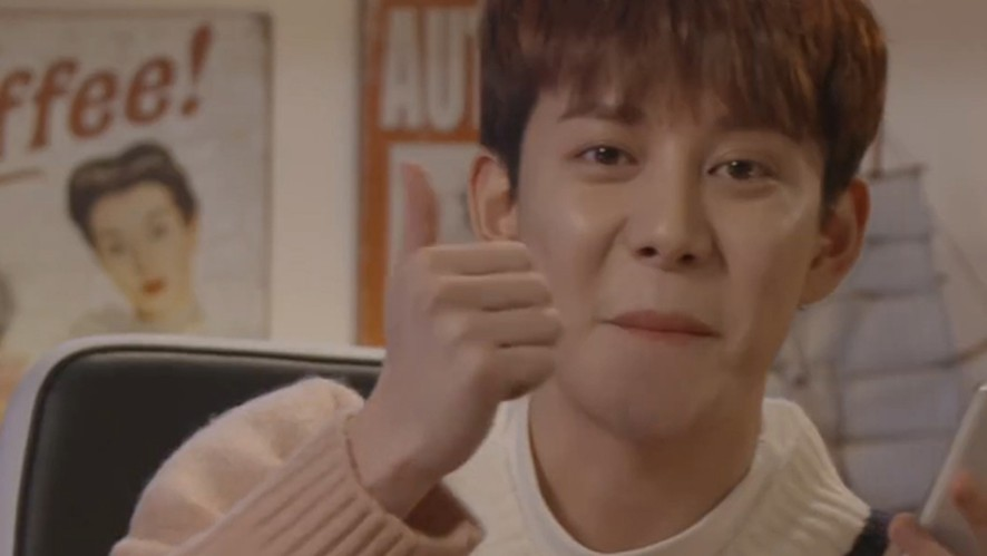 [BLOCK B] 아잇-!경이의 꿀팁스러운 거짓말🍯(Park Kyung's cute lie)