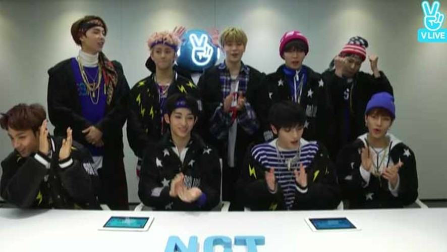 [REPLAY] 2017 GLOBAL V LIVE TOP10 - NCT127