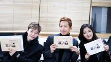 드라마 <김과장> 제작발표회 대기실 현장 / Drama <GOODMANAGER> press conference backstage LIVE
