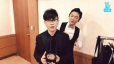 2017 GLOBAL V LIVE TOP 10 수상 인증 방송