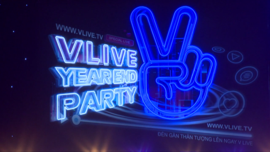 V LIVE YEAR END PARTY 2016