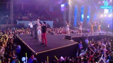 Suni's stage with Monstar in V LIVE YEAR END PARTY 2016