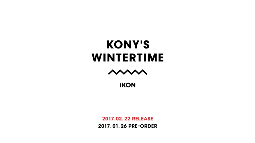 iKON | KONY'S WINTERTIME [LIMITED EDITION]