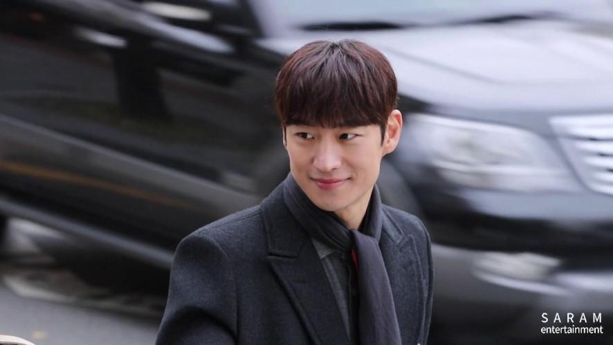 [이제훈] Lee Je Hoon tvN '내일그대와'(Tomorrow, with you) 포스터 및 ID 촬영현장 비하인드