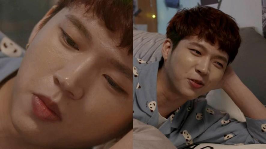 [FULL] INFINITE NAM WOO HYUN's LieV - 인피니트 남우현의 눕방 라이브!