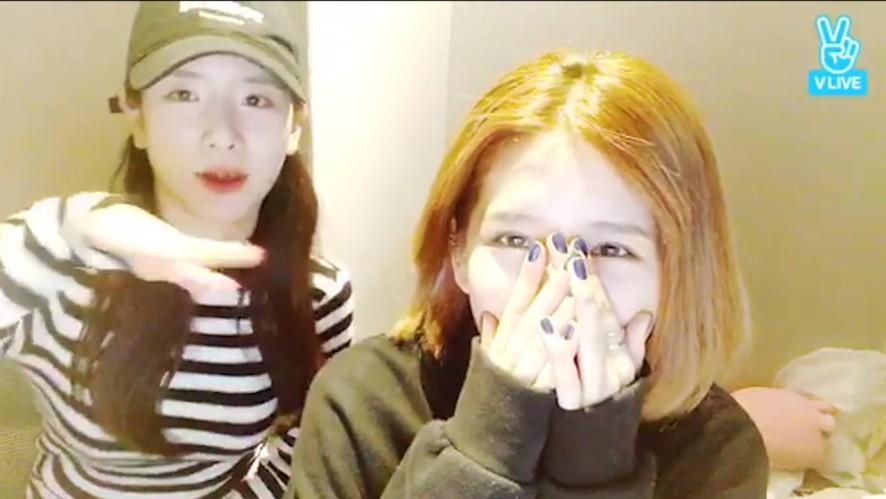[WJSN] MC설의 믹스테잎을 응원합니다! (SeolA's freestyle rap)
