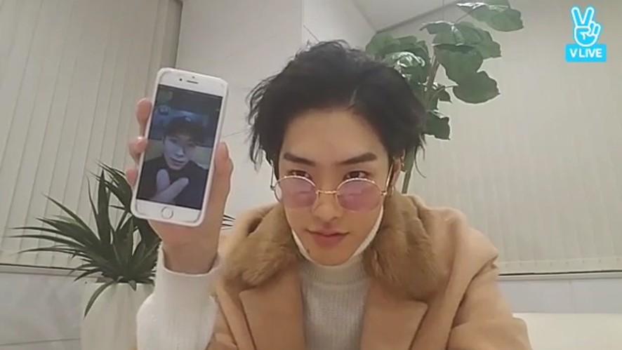 [CROSS GENE] 다정함의 정석인 세영&타쿠야의 전화통화📞(Takuya phone calling with Seyoung)