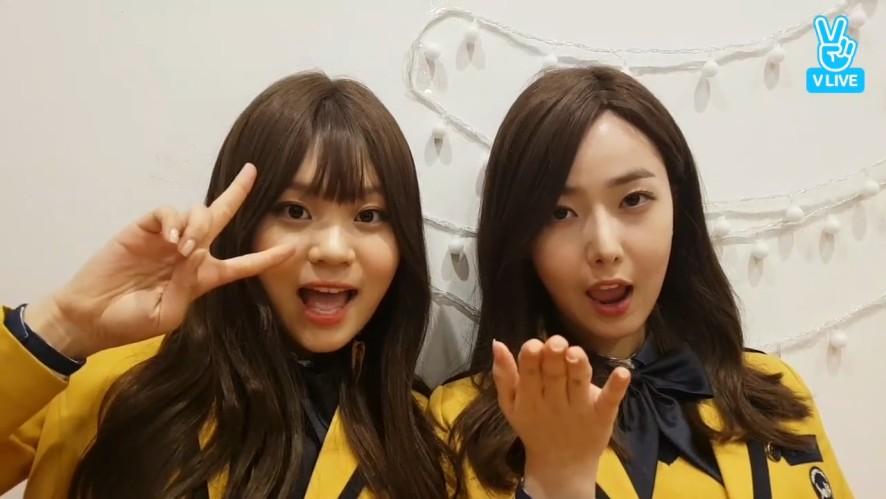 [GFRIEND] 구팔즈 교복 못 잃어‧º·(˚ ˃̣̣̥⌓˂̣̣̥ )‧º·˚ (Congrats on SinB&Umji graduation!)