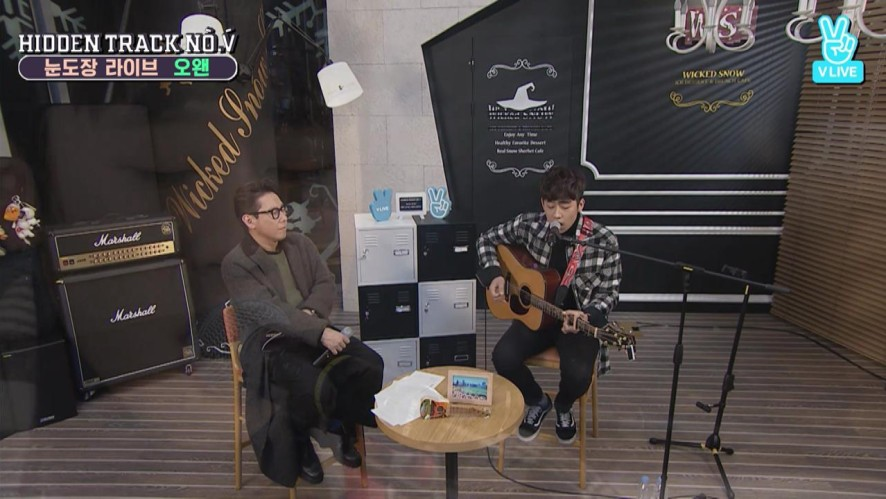 [REPLAY] 윤종신X오왠 눈도장 라이브 (YoonJongShin X O.WHEN)