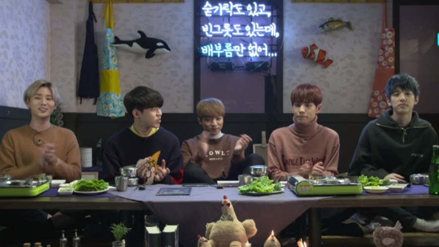 [Replay] DAY6's <NIGHT EATING SHOW> DAY6 X 같이먹어요