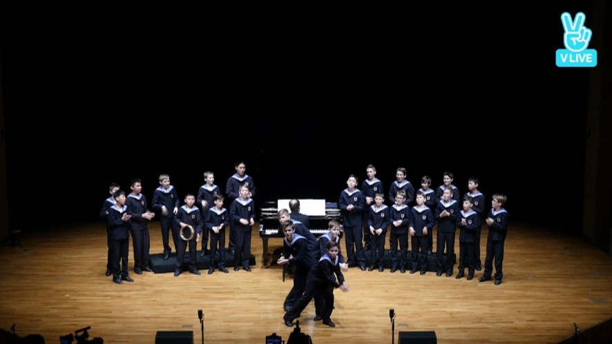 [Replay] 빈소년 합창단 신년음악회 The Vienna Boys Choir New Year's Concert