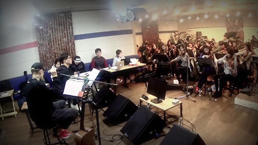 [Making Film] 2017 박원(Park Won) The 1st Concert 합주연습(Studio Rehearsal)