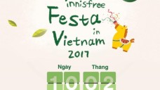 innisfree Festa (guest YOONA_SNSD)