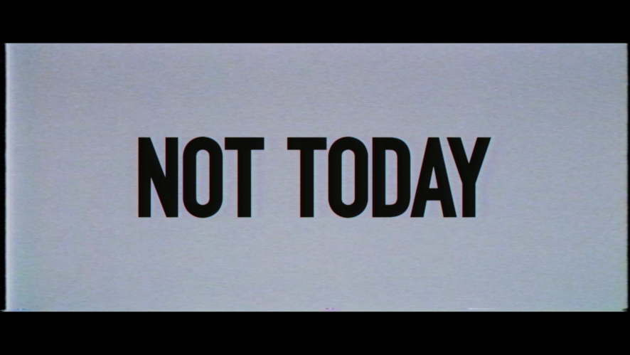 BTS 'Not Today' MV Teaser