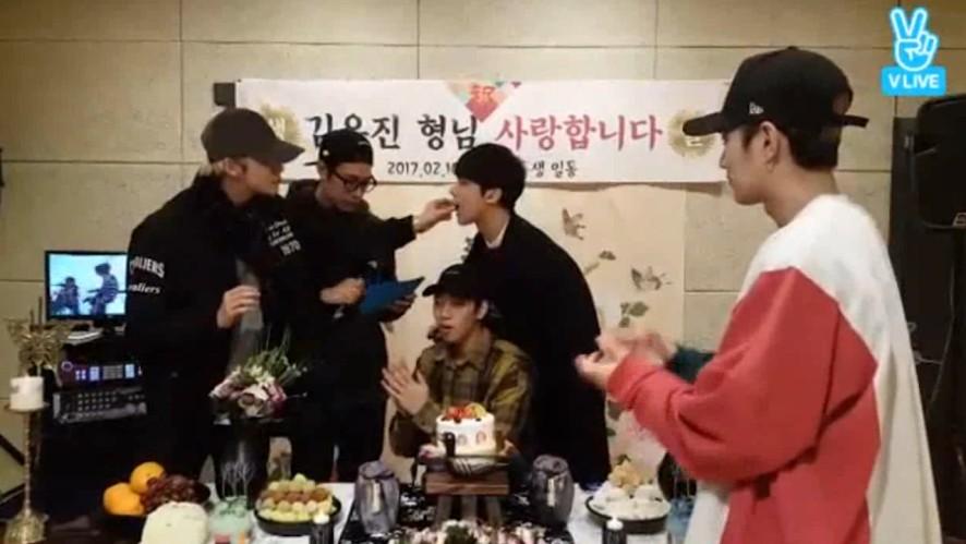 [KNK] 열심히 살아온 유진이 꽃길만 걷자🌸 🌺💐(HAPPY YOU JIN DAY+1)