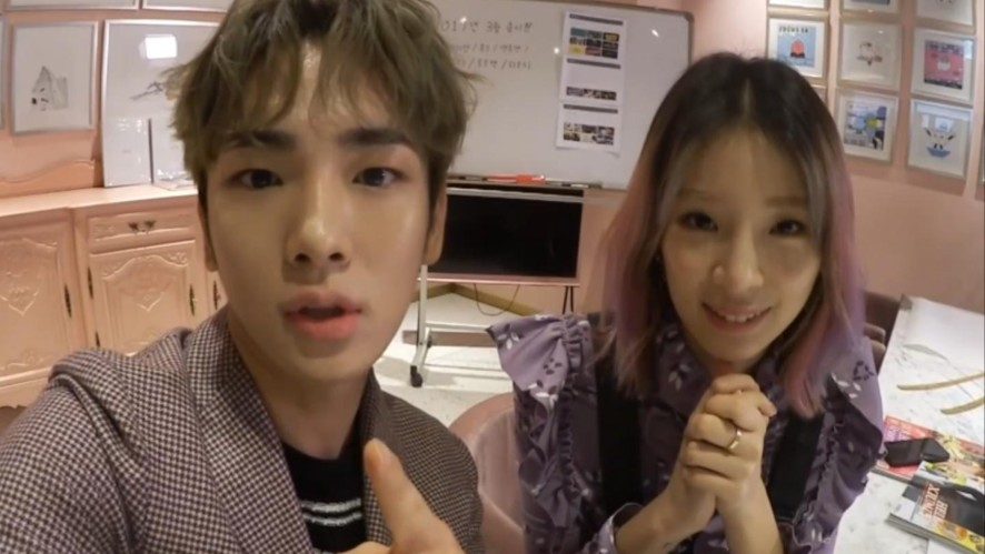 SM X ESteem ISSUE SHINee KEY & IRENE #1
