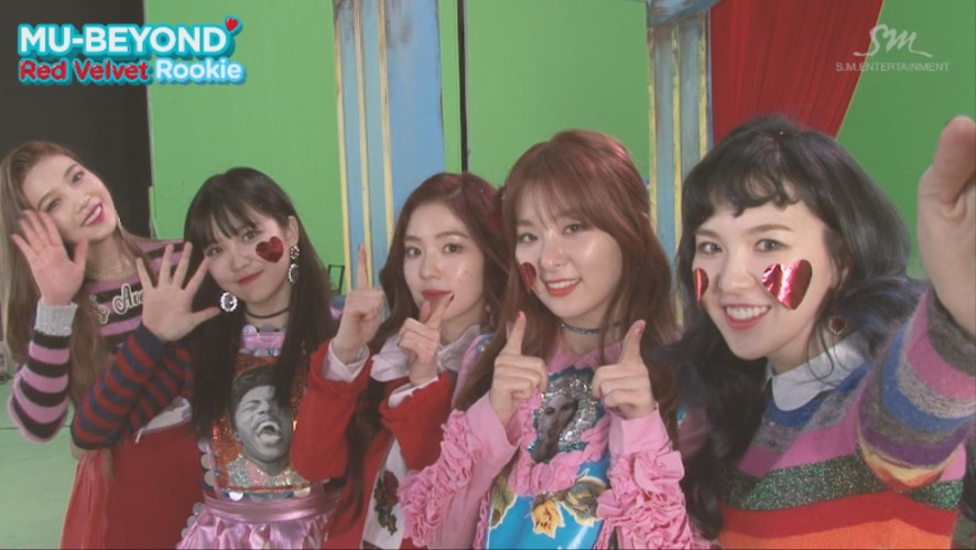 [MU-BEYOND] Red Velvet 레드벨벳_Rookie_1st