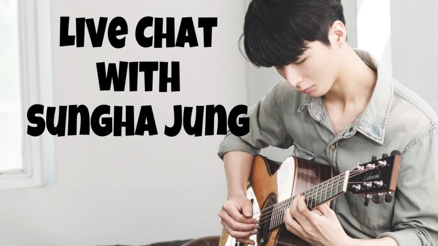 [정성하의 기타토크] Music Talk with Sungha Jung!