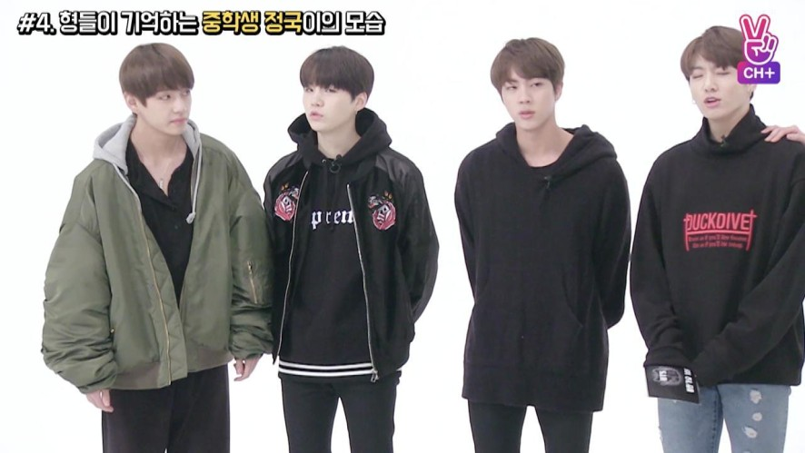 [BTS+] BTS GAYO - track 11 :: Behind the scene